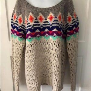 American Eagle Knit